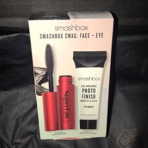 BNIB Smashbox Swag: Face + Eye